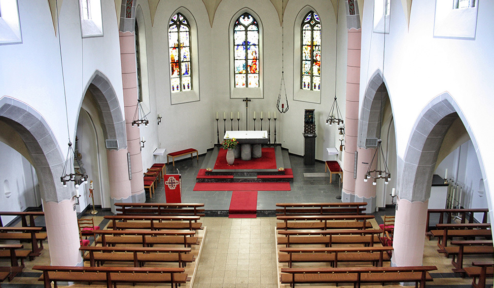 Katholische Kirchengemeinde St. Laurentius in Bergisch Gladbach